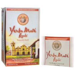 YerbaMate Royale, 25 Bag(s)