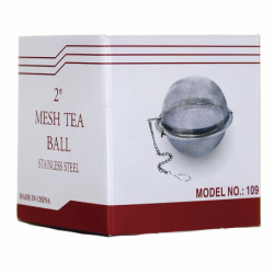 Stainless Steel Mesh Tea Ball 2, 1 Unit