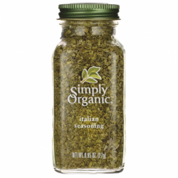 Italian Seasoning, 0.95 oz (27 grams) Flakes