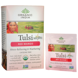Red Mango Tulsi Tea, 18 Bag(s)