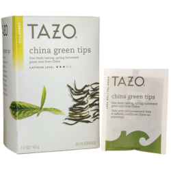 Green Tea  China Green Tips, 20 Bag(s)