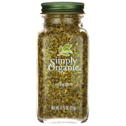 Oregano, 0.75 oz (21 grams) Flakes