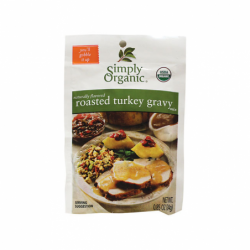Roasted Turkey Flavored Gravy Mix, .85 oz (24 grams) Pkg