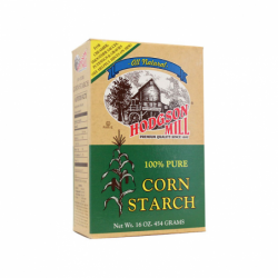 Pure Corn Starch, 16 oz Box
