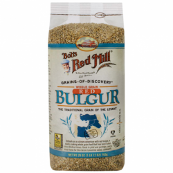 Quick Cooking Bulgur Wheat, 28 oz (793 grams) Pkg