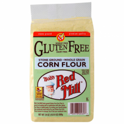 Corn Flour, 24 oz (680 grams) Pkg
