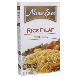 Rice Pilaf Mix  Original, 6.09 oz Box