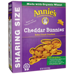 Cheddar Bunnies, 10 oz (283...