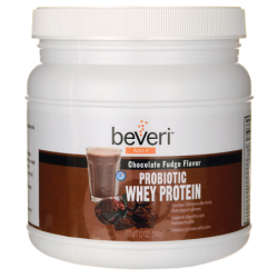 Probiotic Whey Protein  Chocolate Fudge, 12 oz (340 grams) Pwdr