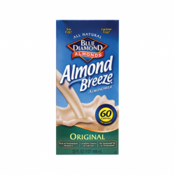 Almond Milk  Almond Breeze Original, 32 fl oz Liquid