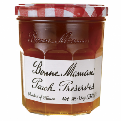 Peach Preserves, 13 oz Jar