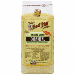 Cornmeal Coarse Grind, 24 oz (680 grams) Pkg