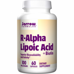 RAlpha Lipoic Acid with Biotin, 60 Caps