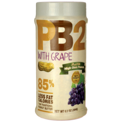 PB2  Grape, 6.5 oz (184 grams) Jar