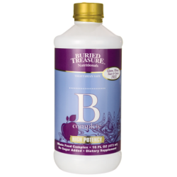 B Complete  High Potency, 16 fl oz (473 mL) Liquid