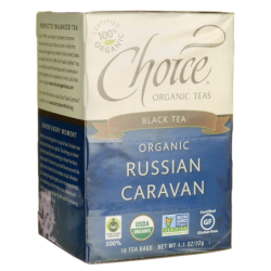 Organic Russian Caravan Tea, 16 Bag(s)