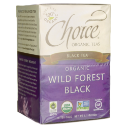 Organic Wild Forest Black Tea, 16 Bag(s)