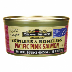 Wild Caught Pacific Pink...