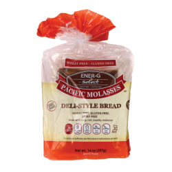 Select Pacific Molasses DeliStyle Bread, 14 oz (397 grams) Bag(s)