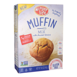 Muffin Mix, 14.5 oz (411 grams) Box
