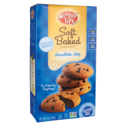 Soft Baked Cookies  Chocolate Chip, 6 oz (170 grams) Box