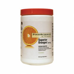 Superior Oranges With CoQ10, 10.58 oz Pwdr