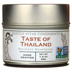 Taste of Thailand, 1.4 oz (40 grams) Flakes