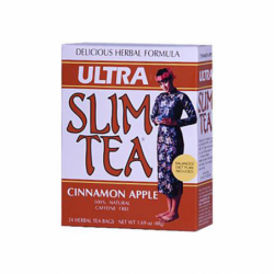 Slim Tea  Cinnamon Apple, 24 Bag(s)