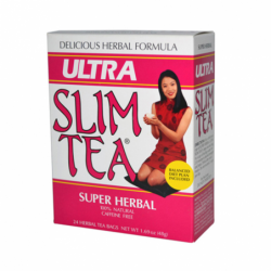 Ultra Slim Tea  Super Herbal, 24 Bag(s)