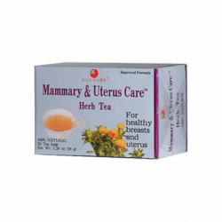 Mammary & Uterus Care Herb Tea, 20 Bag(s)