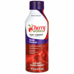 Sleep Formula Tart Cherry Concentrate, 16 fl oz (473 mL) Liquid
