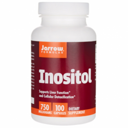 Inositol, 750 mg 100 Caps