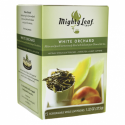 White Tea  White Orchard, 15 Bag(s)