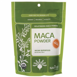 Gelatinized Maca Powder, 8 oz Pwdr