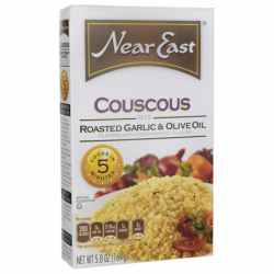 Couscous Mix  Roasted Garlic & Olive Oil, 5.8 oz Box