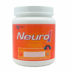 Neuro1 Drink  Mixed Berry, 1.37 lbs Pwdr