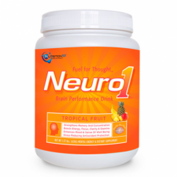 Neuro1 Drink  Tropical Fruit, 1.37 lbs Pwdr