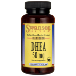 DHEA, 50 mg 120 Caps