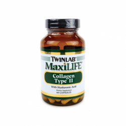 MaxiLIFE Collagen Type II, 500 mg 60 Caps