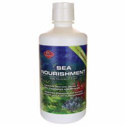 Sea Nourishment CranRaspberry, 32 fl oz Liquid