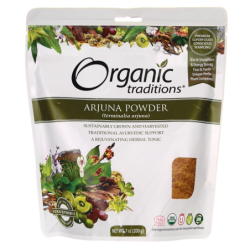 Organic Arjuna Powder, 7 oz (200 grams) Pkg
