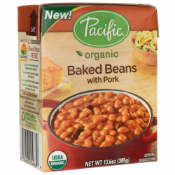 Organic Baked Beans with...