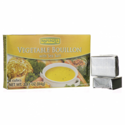 Vegetable Bouillon with Sea...