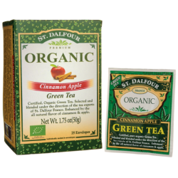 Cinnamon Apple Green Tea, 25 Bag(s)