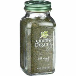 Dill Weed, 0.81 oz (23 grams) Jar
