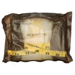 NotNaughtyRice, 7.05 oz (200 grams) Pkg