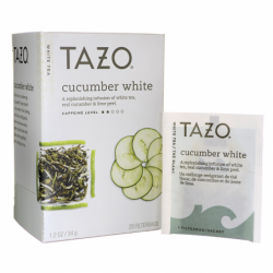 White Tea  Cucumber White, 20 Bag(s)