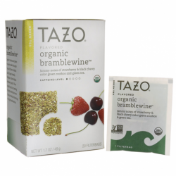 Green Tea  Organic Bramblewine, 20 Bag(s)