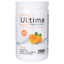 Ultima Replenisher  Orange, 10.8 oz (306 grams) Pwdr