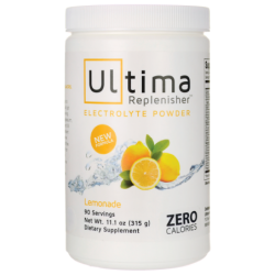 Ultima Replenisher  Lemonade, 11.1 oz (315 grams) Pwdr